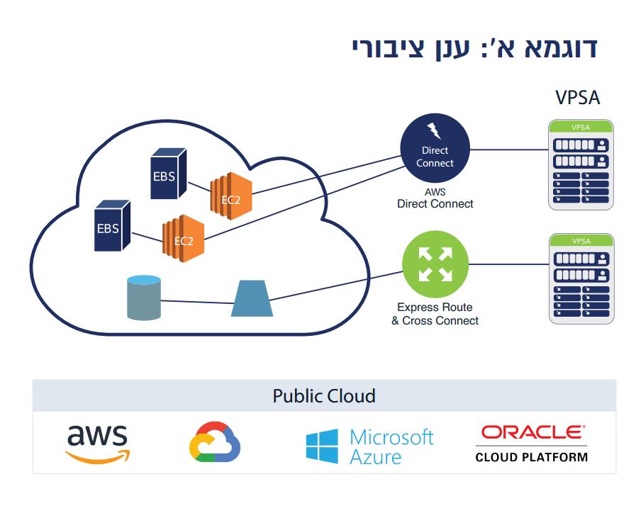 ענן ציבורי public cloud